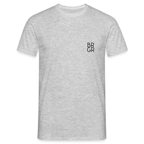 BRGR-Shirt (Männer) - Männer T-Shirt