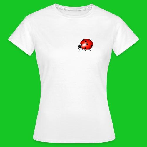 Lieveheersbeestje dames t-shirt - Vrouwen T-shirt