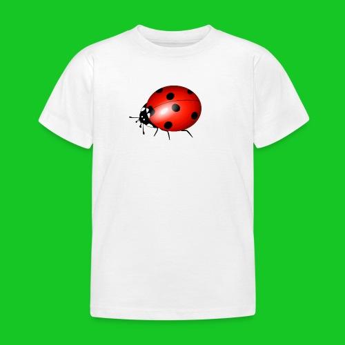 Lieveheersbeestje kinder t-shirt - Kinderen T-shirt