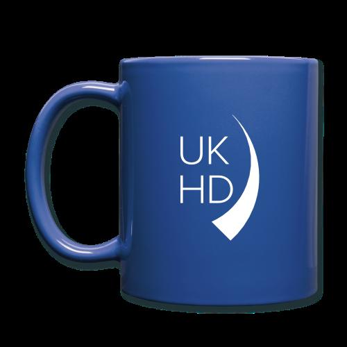 Kaffeebecher mit Logo (de) - Tasse einfarbig