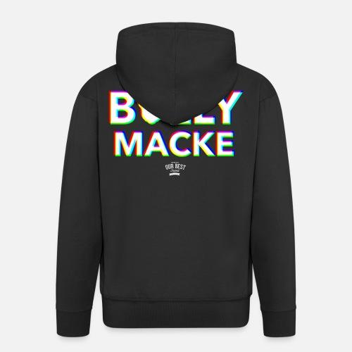 Bullymacke - Männer Premium Kapuzenjacke