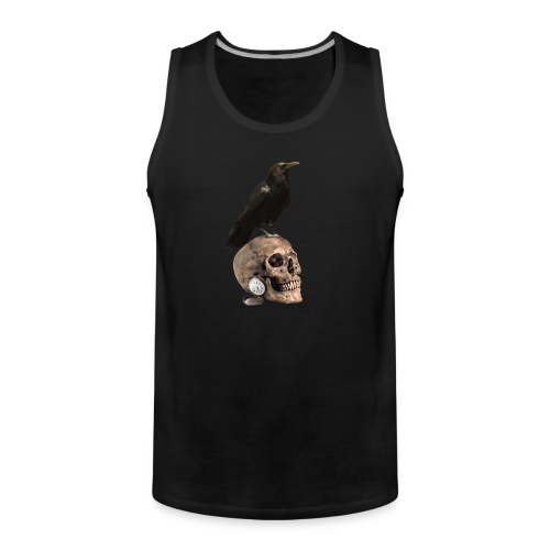 The Darkest Hour Men's Tank Top - Men's Premium Tank Top