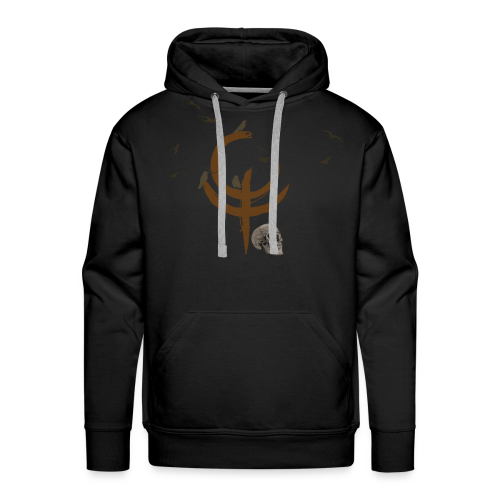 The Darkest Hour Men's Hoodie 2 - Men's Premium Hoodie