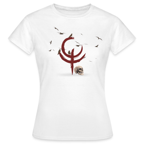 The Darkest Hour Women's T-Shirt 2 White - Women's T-Shirt