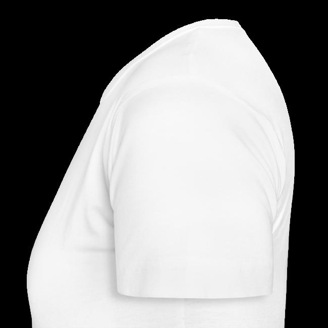 """The Darkest Hour"" Women's T-Shirt 2 White"