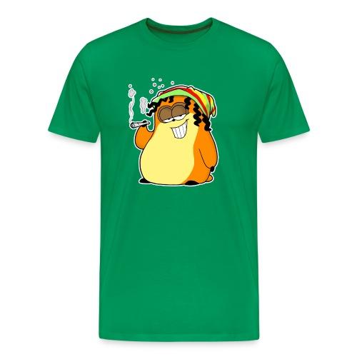 Amsterdamster whiteline - Männer Premium T-Shirt