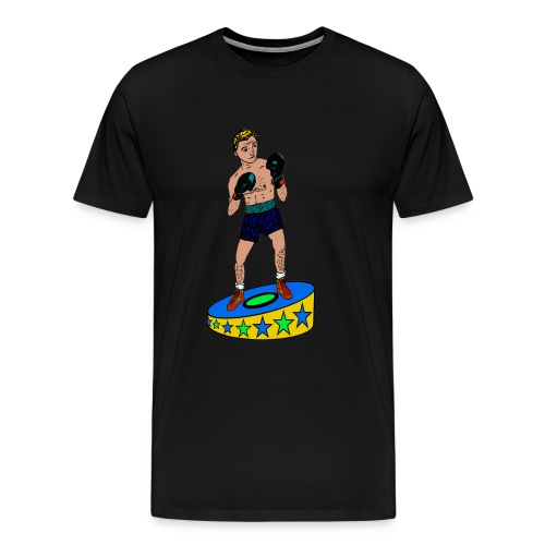 bokser t-shirt - Mannen Premium T-shirt