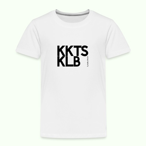 KKTS KLB Designer-Shirt - Kinder Premium T-Shirt