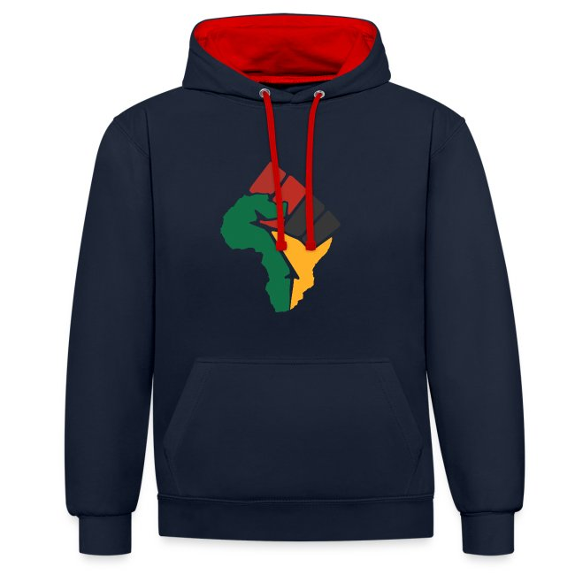 Pan-African Alliance - Roots - Hoodie