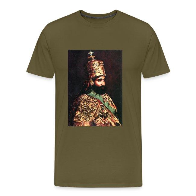 Haile Selassie I - Jah Rastafari - Shirt