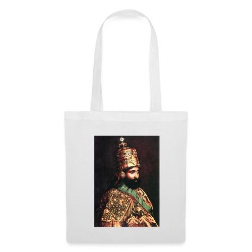 Haile Sleassie I - Jah Rastafari - Bag - Stoffbeutel