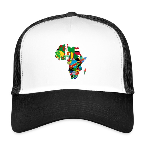 Pan-African - Proud Africans Alliance - Cap - Trucker Cap