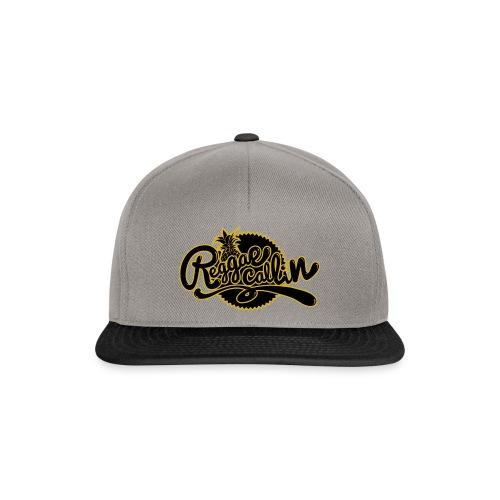 Reggae Callin - Rasta Roots - Cap - Snapback Cap