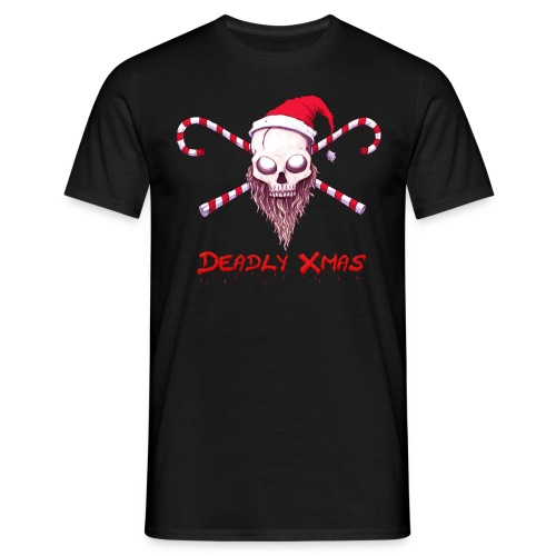 Deadly Xmas - T-shirt Homme