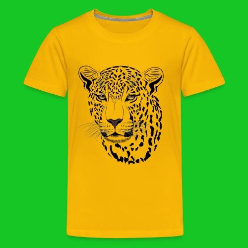 Cheetah teenager t-shirt - Teenager Premium T-shirt