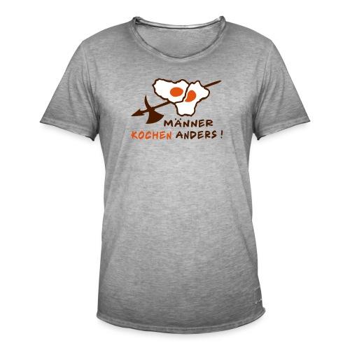 Kochen - Männer Vintage T-Shirt
