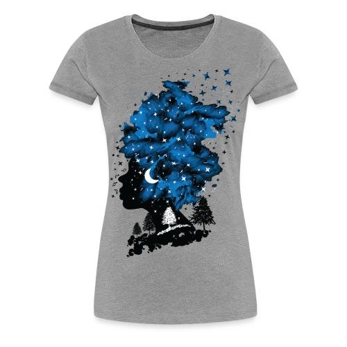 Follow your own star Women's Premium T-Shirt - Women's Premium T-Shirt