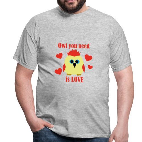 C'est la Chouette - T-shirt Homme