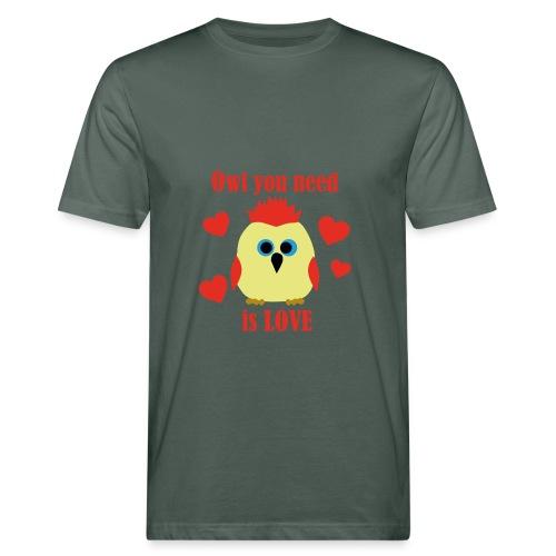 C'est la Chouette - T-shirt bio Homme