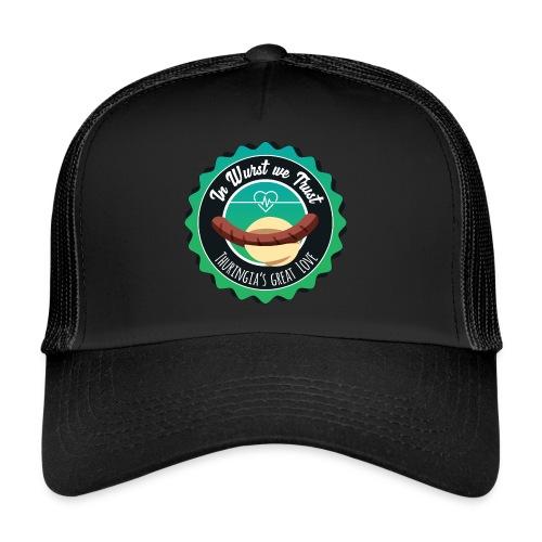 Cap – In Wurst we Trust - Trucker Cap