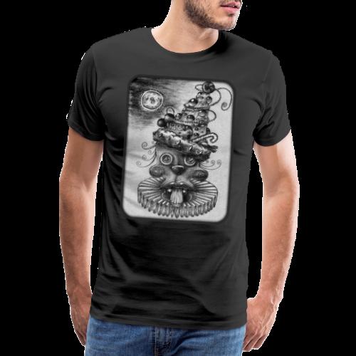 Skull X-Mas - Männer Premium T-Shirt