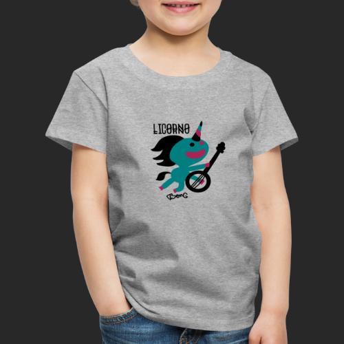 Licorno - T-shirt Premium Enfant