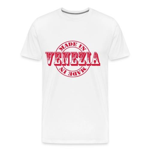 Made in Venezia m1 - Maglietta Premium da uomo