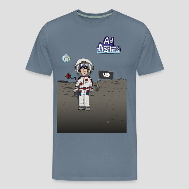 "T-Shirt ""Ad Astra"""
