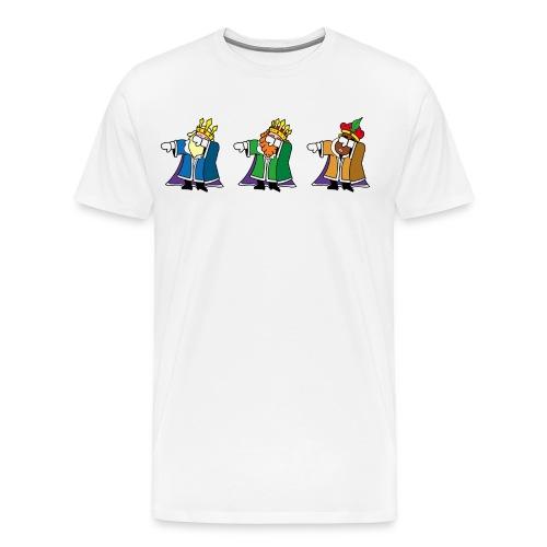 Dabbingdab MAN KINGSDAB Logo - Camiseta premium hombre