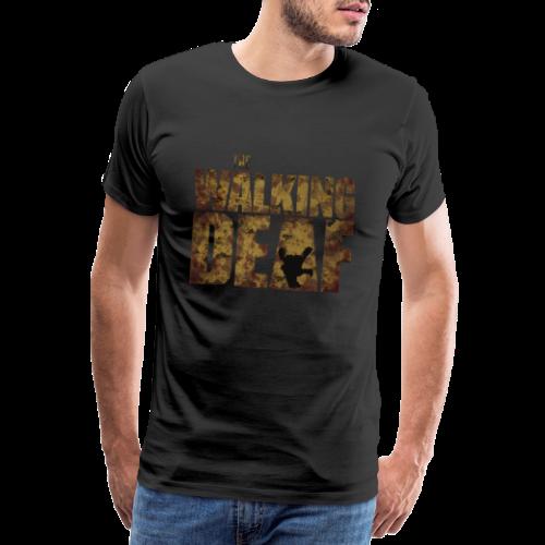 The Walking Deaf - Männer Premium T-Shirt