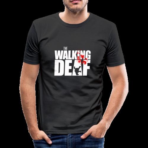 The Walking Deaf - Männer Slim Fit T-Shirt