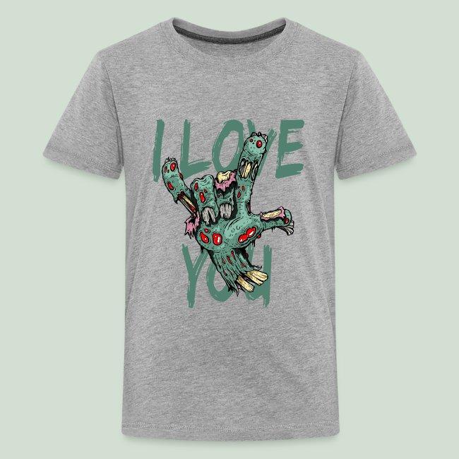 I love You Zombie