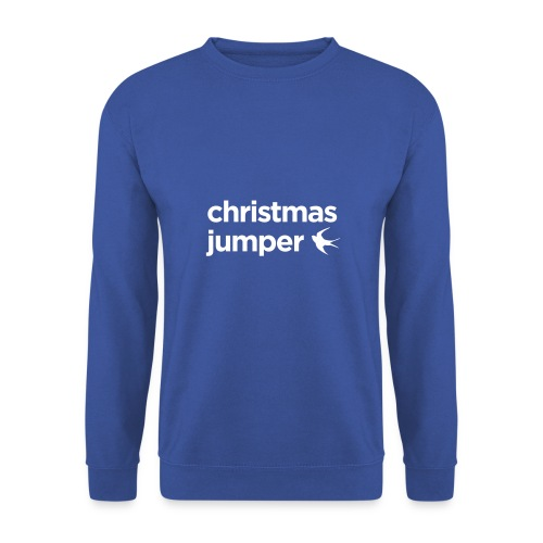 Cardiff City FC - Christmas Jumper (Men's) - Men's Sweatshirt