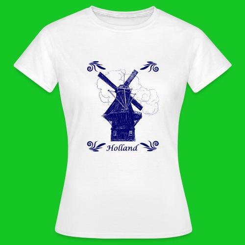 Molen De Gooyer Amsterdam dames t-shirt - Vrouwen T-shirt
