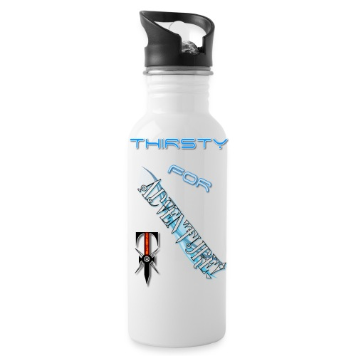 Thirsty for Adventure Water Bottle - Water Bottle