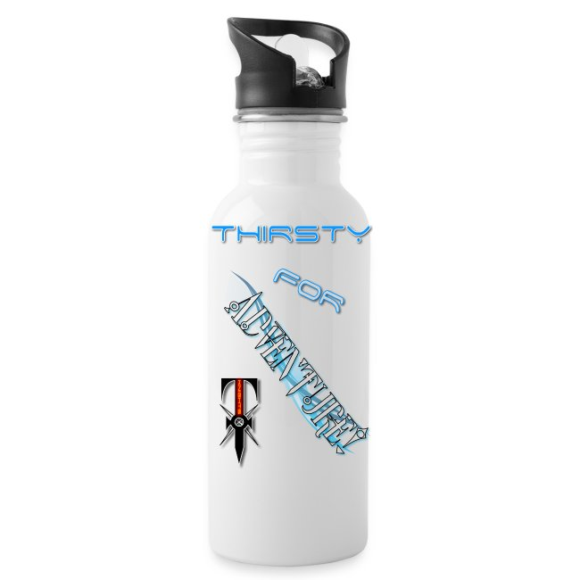 Thirsty for Adventure Water Bottle