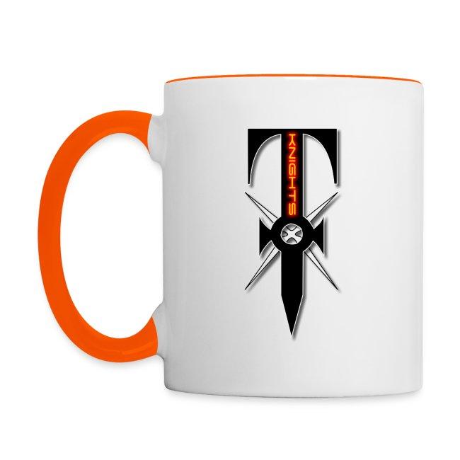 Knights of Trinity Two-Tone Mug