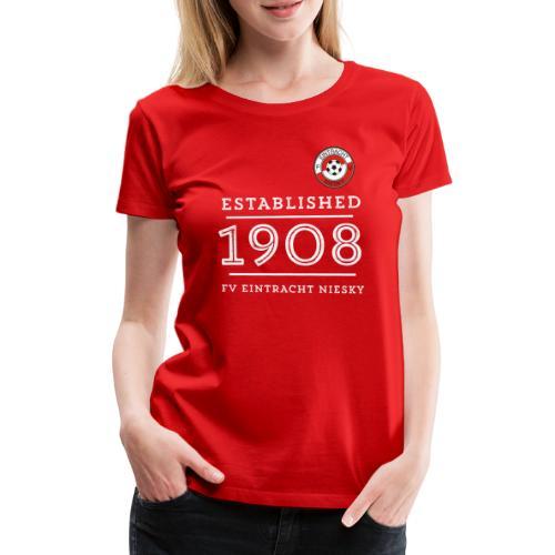 Frauen T-Shirt - Frauen Premium T-Shirt