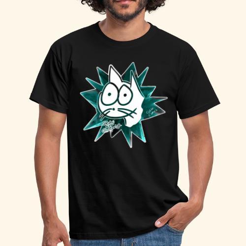 Glotzi glotzt bunt - Männer T-Shirt