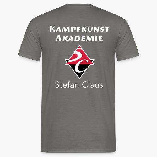 Training T-Shirt Oberstufe (Digitaldruck) - Männer T-Shirt