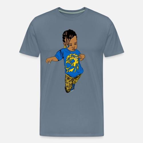 Haïlé  | KIEF KIEF - T-shirt Premium Homme