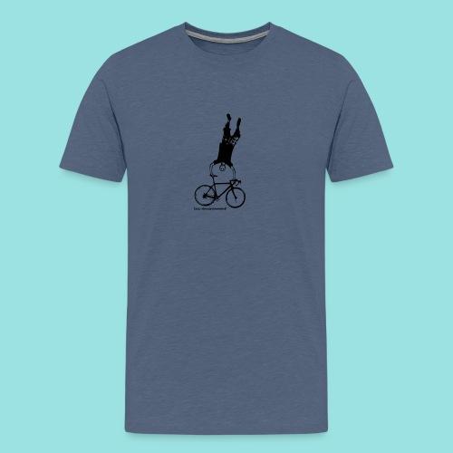 Rennrad, Fahrrad, Fixie, Radsport, Handstand, Bike - Männer Premium T-Shirt
