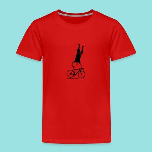 Rennrad, Fahrrad, Fixie, Radsport, Handstand, Bike - Kinder Premium T-Shirt