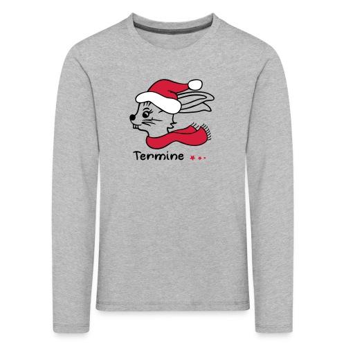 Weihnachtszeit - Kinder Premium Langarmshirt