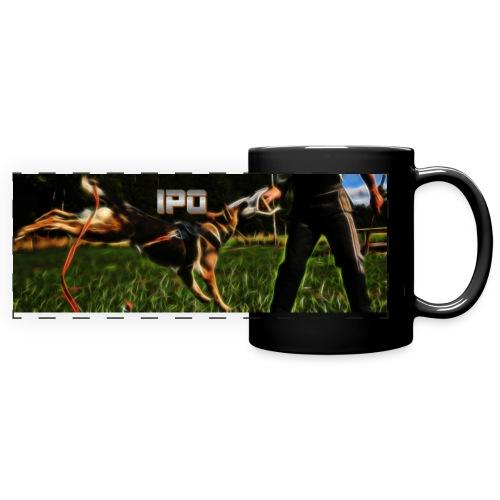 IPO mugg - Färgad panoramamugg