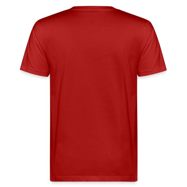 3 Elche - Männer Bio-T-Shirt