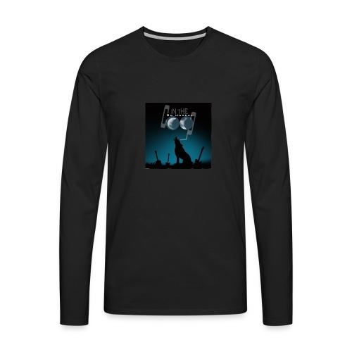In The Coop Unreal - Herren Premium Shirt - Männer Premium Langarmshirt