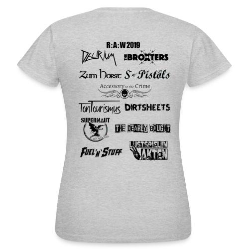 Damen T.Shirt 2019 - Frauen T-Shirt