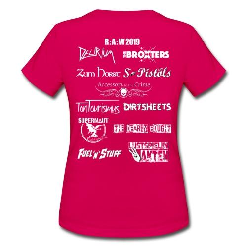 Damen T-Shirt 2019 - Frauen T-Shirt