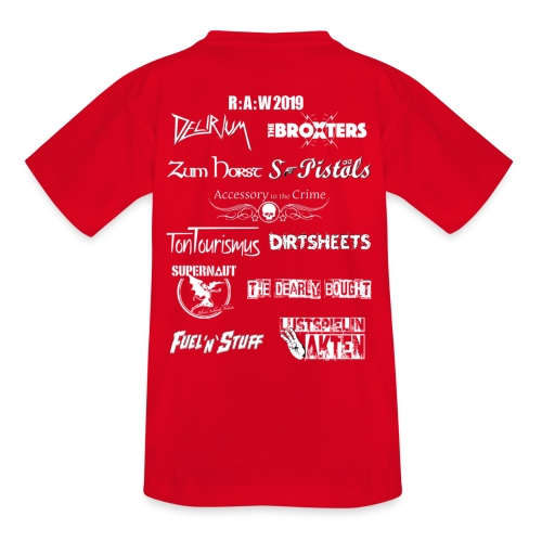 Kinder T Shirt 2019 - Kinder T-Shirt